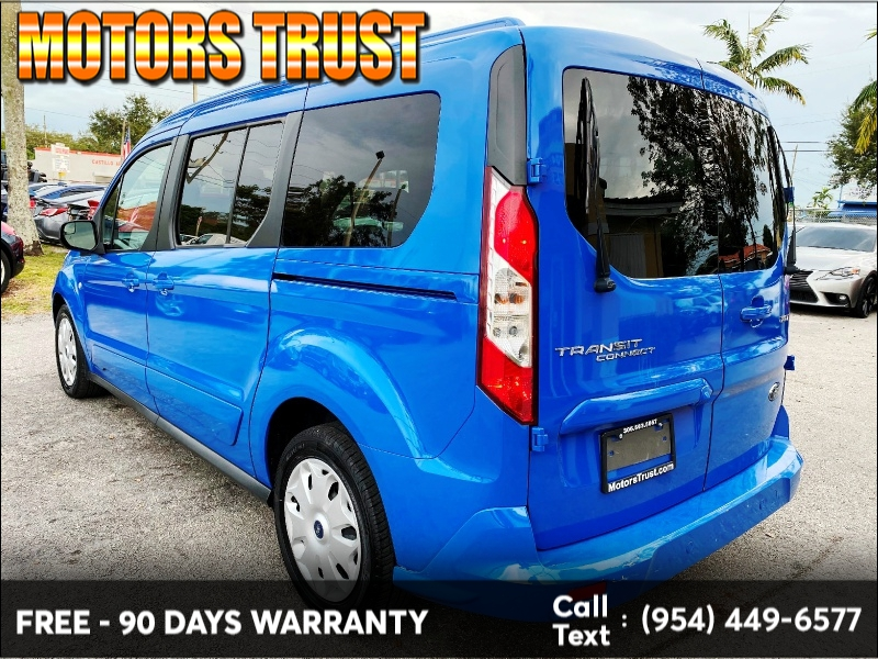 Ford Transit Connect Wagon 2017 price $8,299
