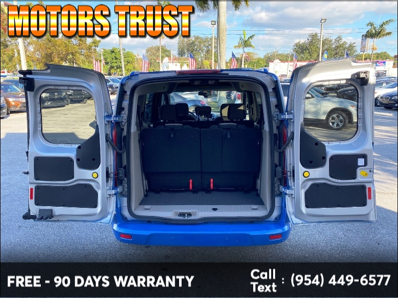 Ford Transit Connect Wagon 2017 price $8,599
