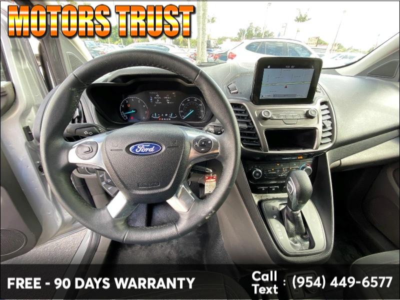 Ford Transit Connect Van 2019 price $17,999