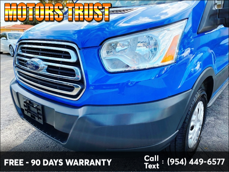 Ford Transit Wagon 2016 price $12,499