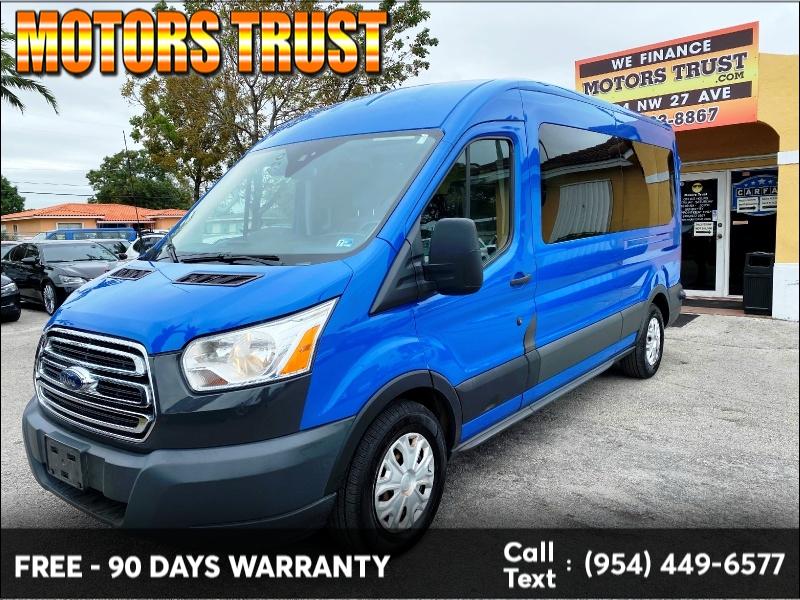 Ford Transit Wagon 2015 price $10,899