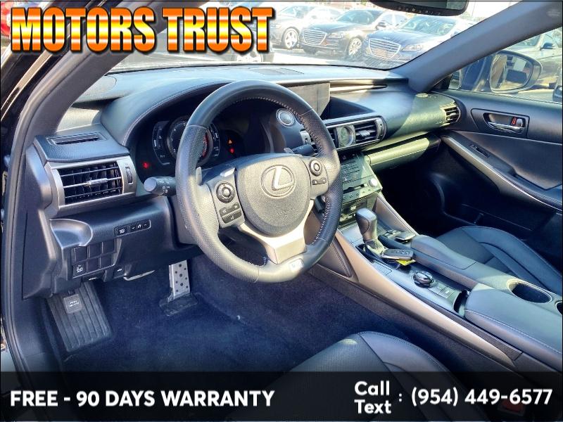 Lexus IS 350 2014 price $14,799