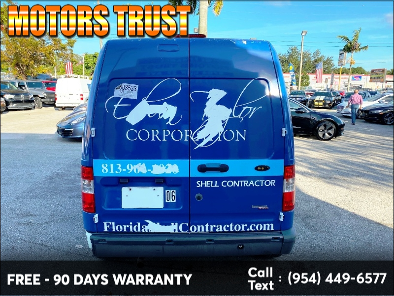 Ford Transit Connect 2013 price $4,499