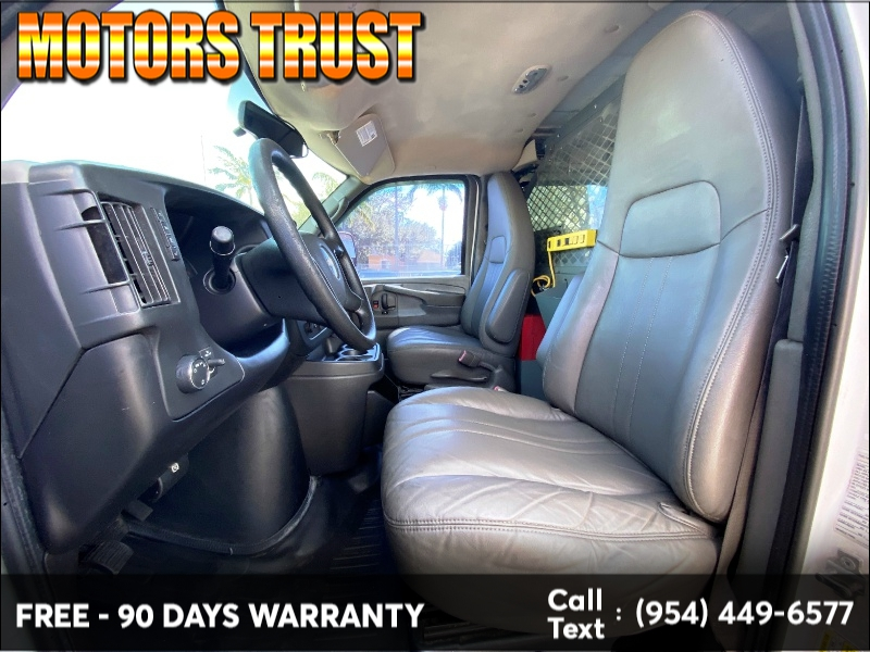 Chevrolet Express Cargo Van 2011 price $6,699