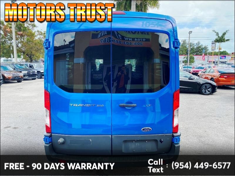 Ford Transit Wagon 2015 price $10,900