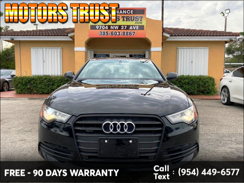 Audi A6 2013 price $10,999