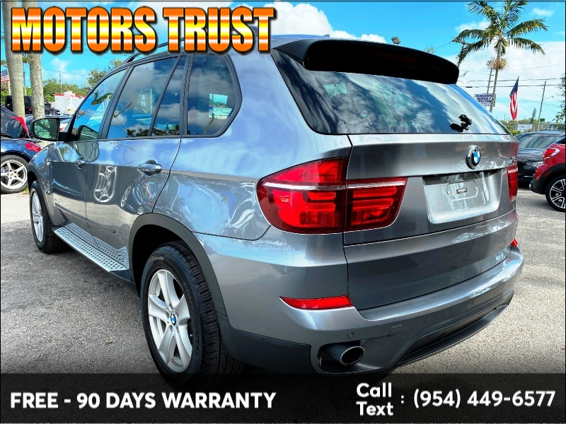 BMW X5 2011 price $9,499