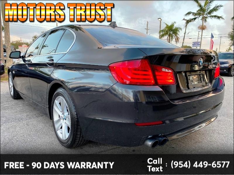 BMW 5-Series 2012 price $8,999