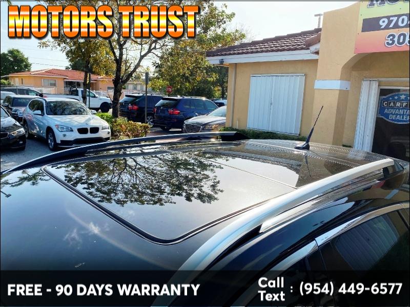 Cadillac SRX 2011 price $6,199