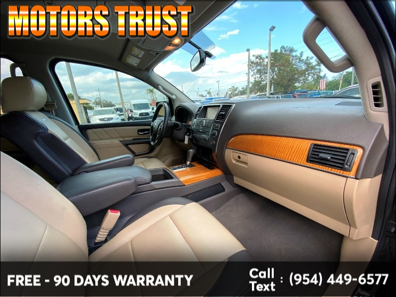 Nissan Armada 2015 price $10,699