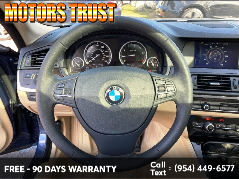 BMW 5-Series 2013 price $9,699