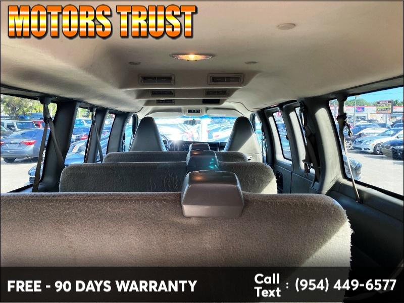 Chevrolet Express Passenger 2016 price $9,399