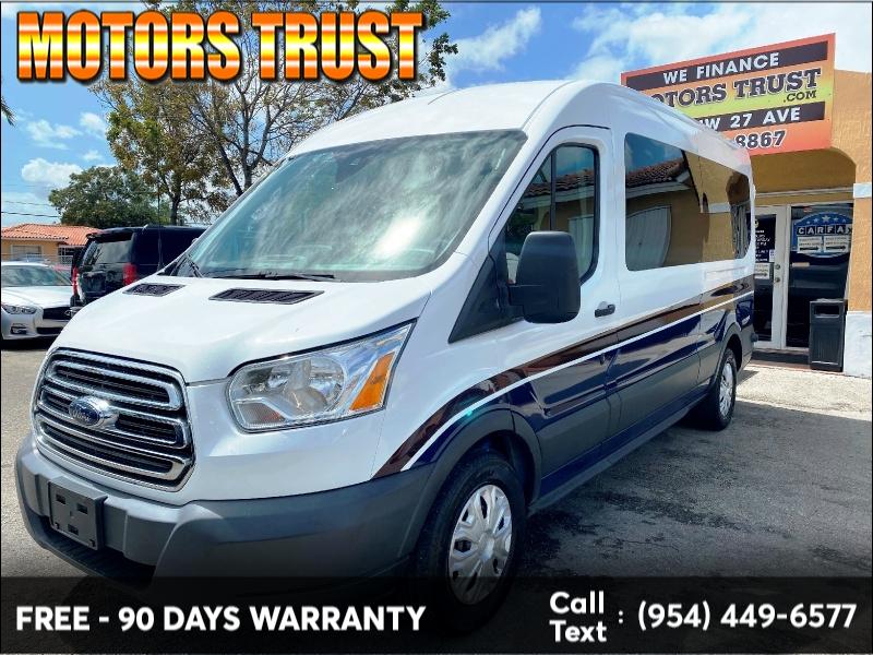 Ford Transit Wagon 2015 price $10,299
