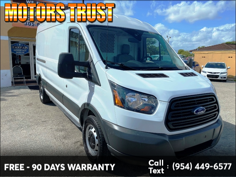 Ford Transit Van 2018 price $21,999