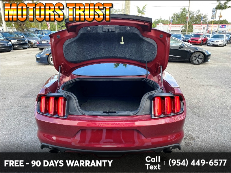 Ford Mustang 2016 price $12,999