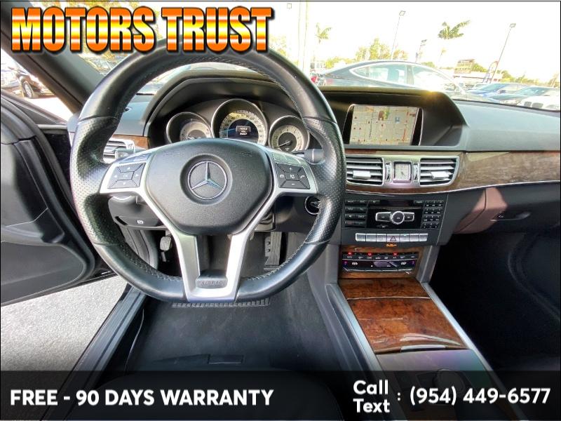 Mercedes-Benz E-Class 2014 price $12,699