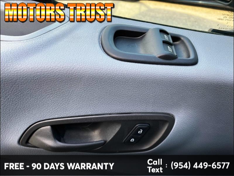Ford Transit Van 2018 price $19,999