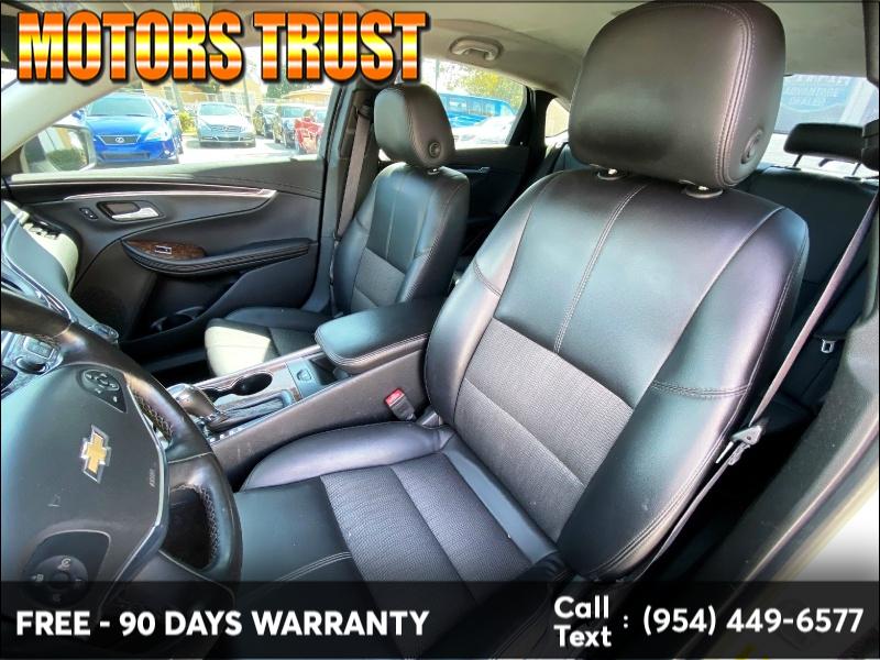 Chevrolet Impala 2015 price $9,999