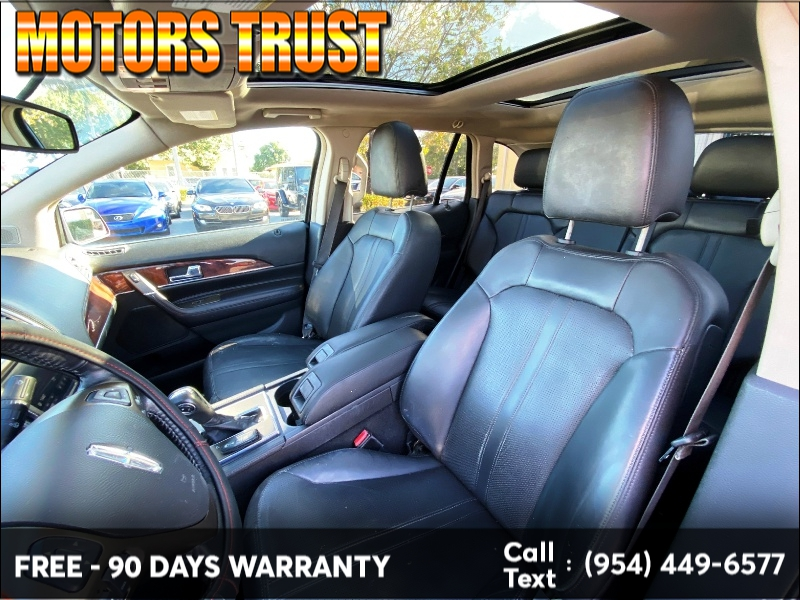 Lincoln MKX 2011 price $6,499
