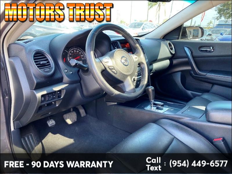 Nissan Maxima 2013 price $6,299