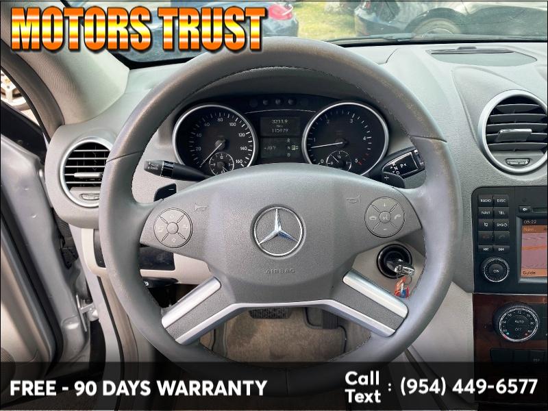 Mercedes-Benz M-Class 2011 price $7,799