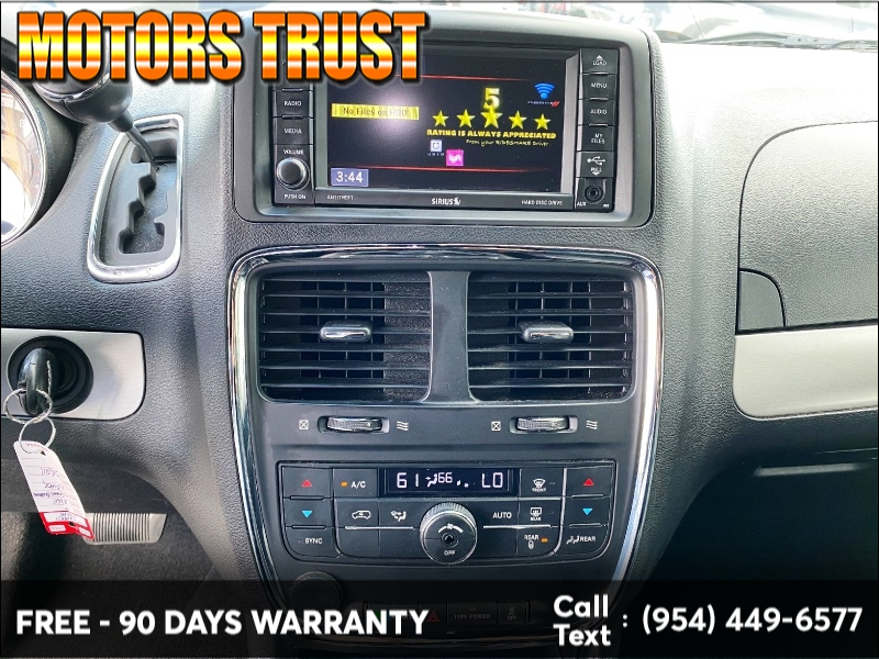Dodge Grand Caravan 2016 price $6,299