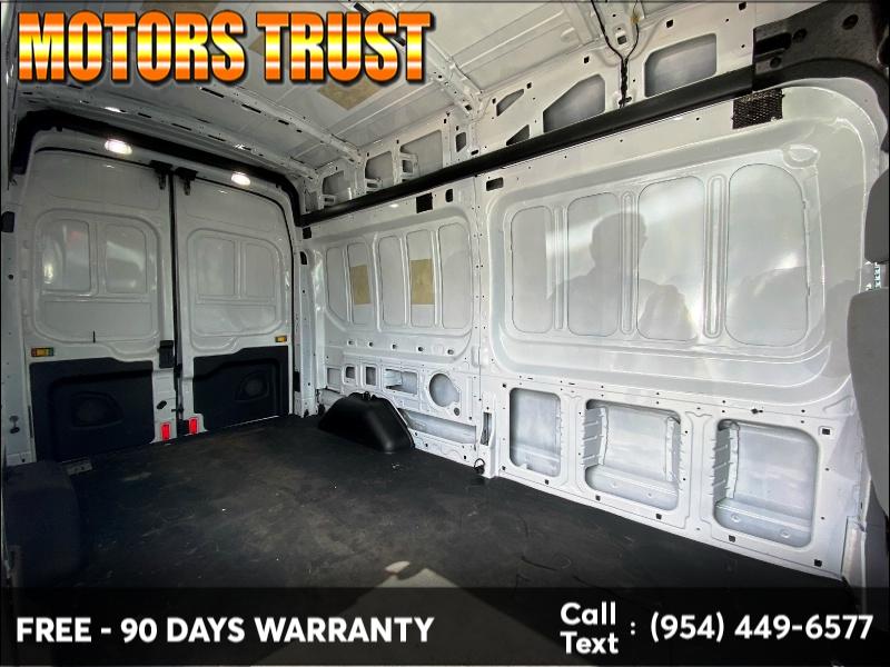 Ford Transit Van 2018 price $21,499