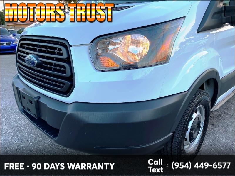 Ford Transit Cargo Van 2016 price $15,499