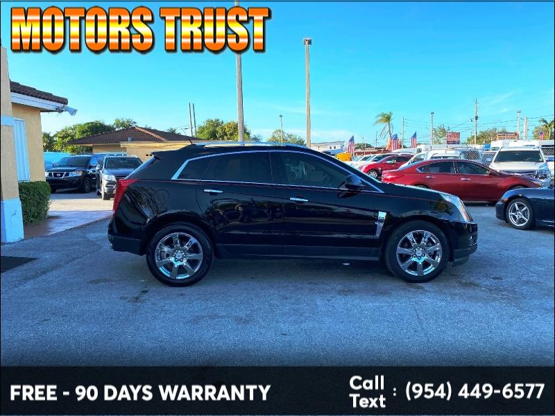 Cadillac SRX 2010 price $6,499