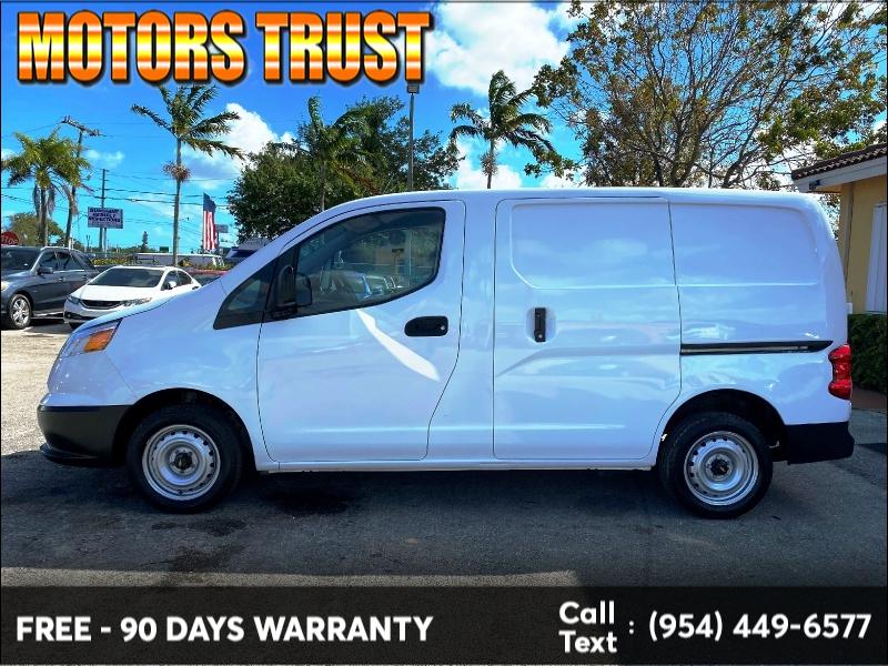 Chevrolet City Express Cargo Van 2018 price $12,499