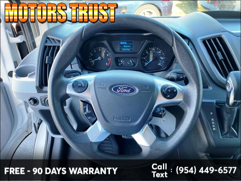Ford Transit Van 2018 price $16,999