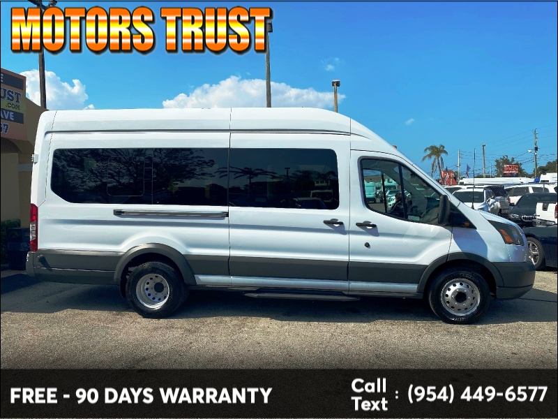 Ford Transit Wagon 2017 price $15,499