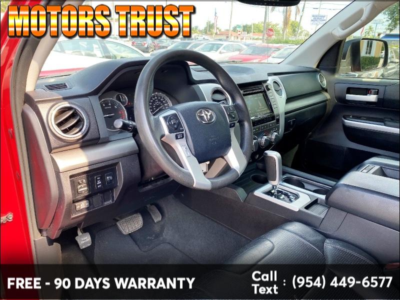 Toyota Tundra 2WD Truck 2016 price $16,999