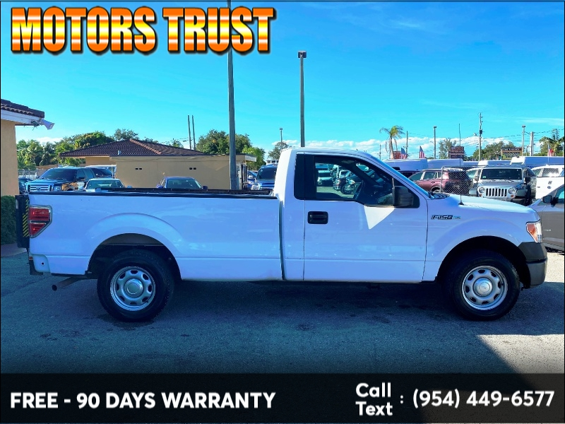 Ford F-150 2014 price $6,999