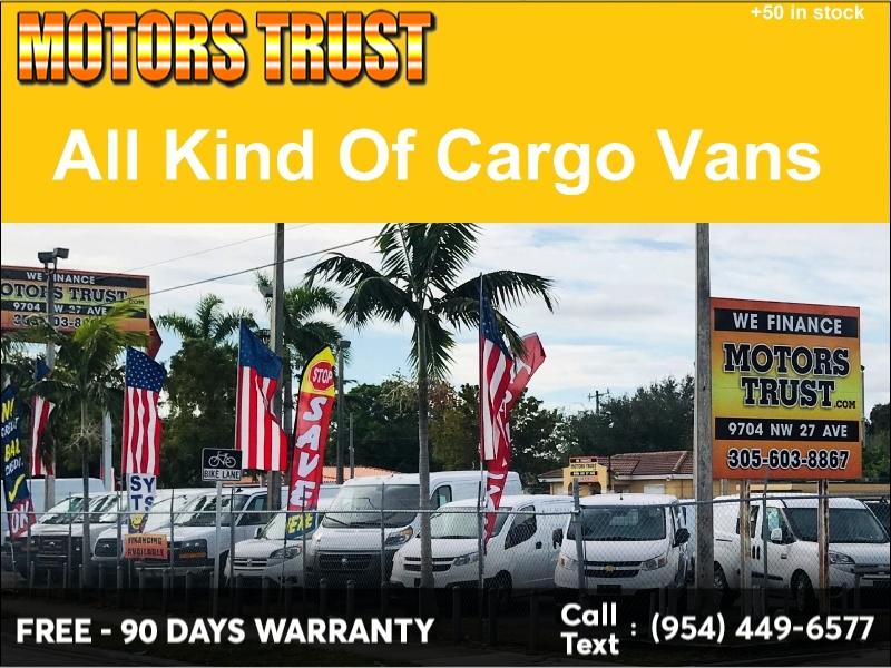 Chevrolet Express Cargo Van 2014 price $6,399
