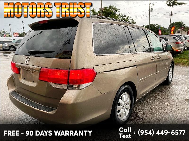Honda Odyssey 2008 price $2,999