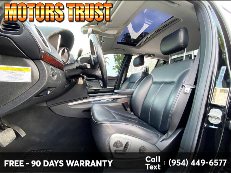 Mercedes-Benz GL-Class 2011 price $10,999