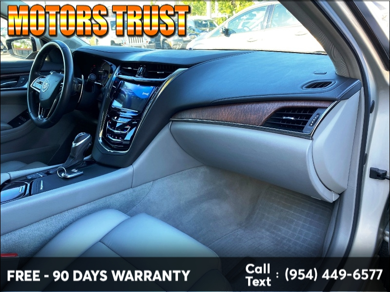 Cadillac CTS Sedan 2014 price $10,999