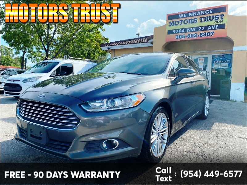 Ford Fusion 2015 price $8,999