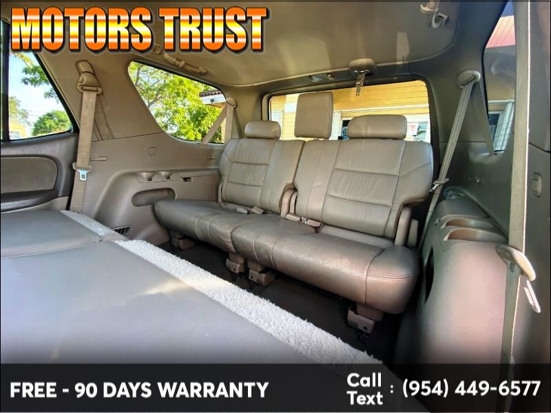 Toyota Sequoia 2007 price $5,899