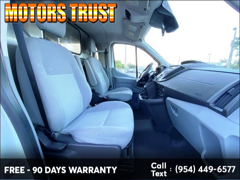 Ford Transit Wagon 2015 price $12,399