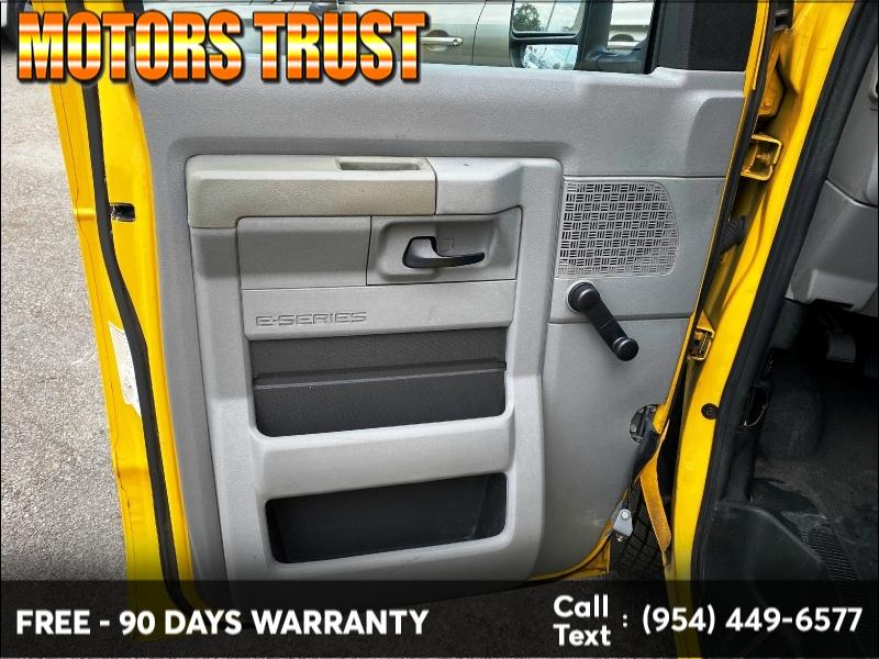 Ford Econoline Cargo Van 2012 price $6,699