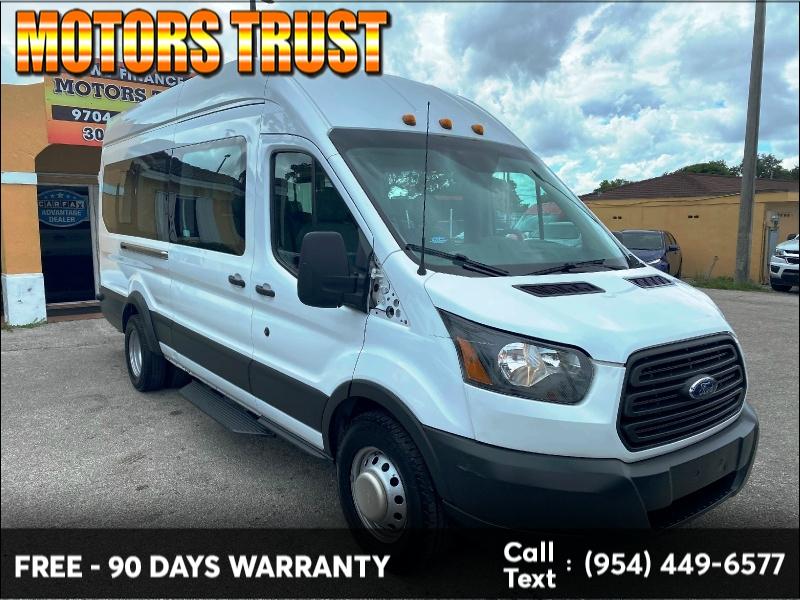 Ford Transit Wagon 2017 price $19,499