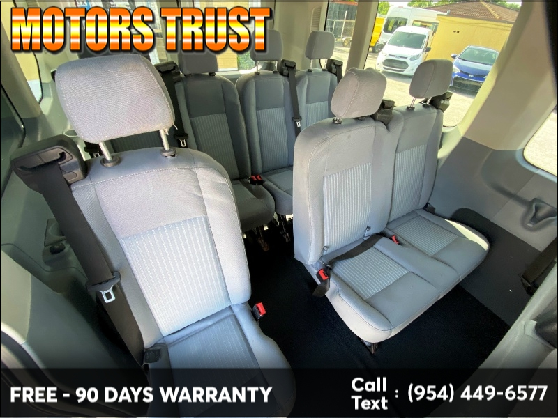 Ford Transit Wagon / Diesel 2017 price $20,499