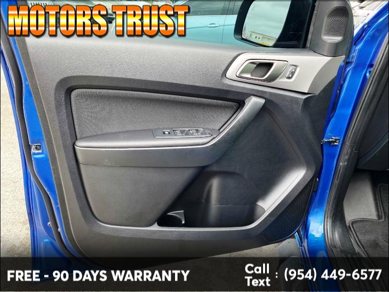 Ford Ranger 2019 price $30,499