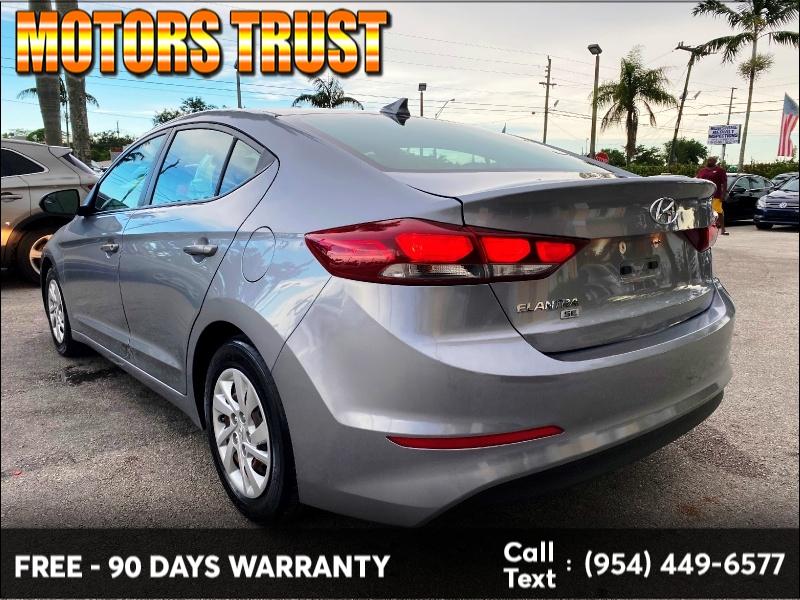 Hyundai Elantra 2017 price $8,999