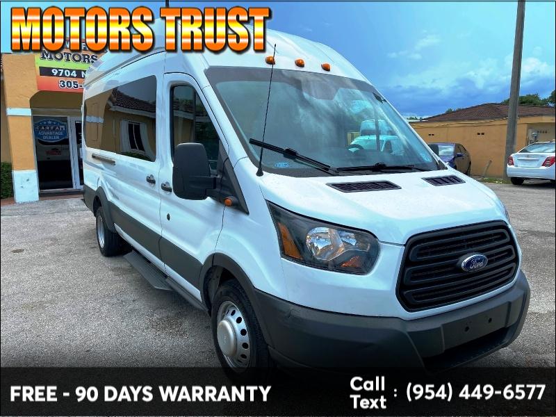 Ford Transit Wagon 2016 price $19,999
