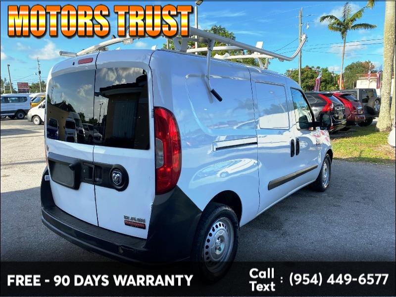 RAM ProMaster City Cargo Van 2015 price $8,999