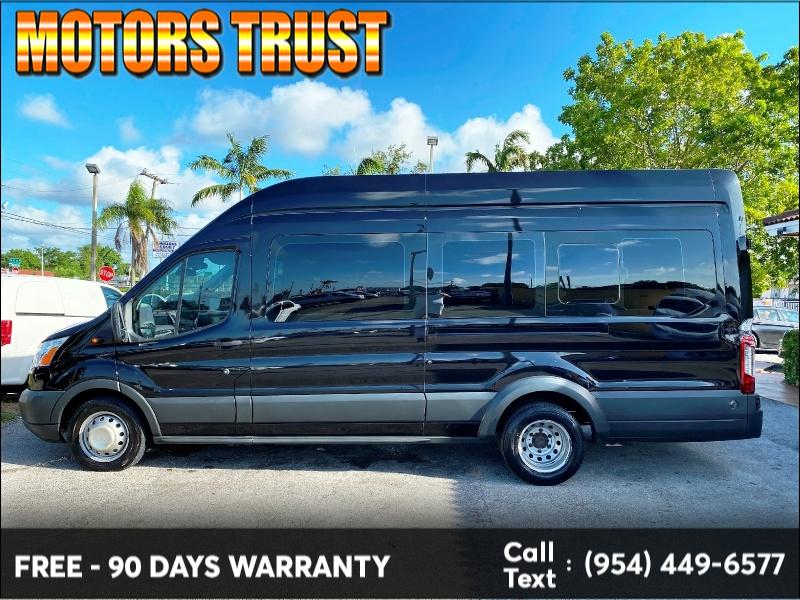 Ford Transit Wagon 2016 price $20,499