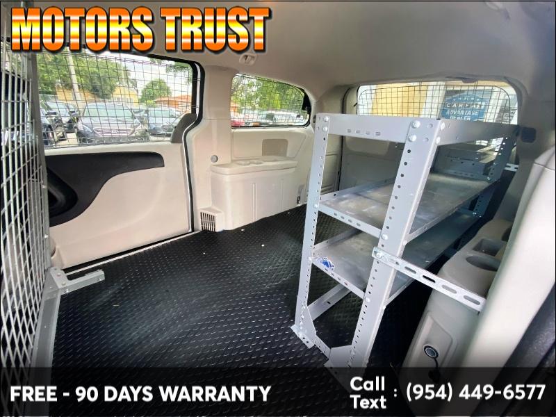 RAM Cargo Van 2014 price $6,899